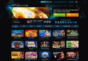 играть в казино X на деньги
