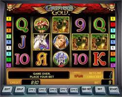 игровые автоматы играть бесплатно золото грифона