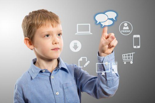 children and technology