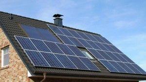 система солнечных батарей для дома