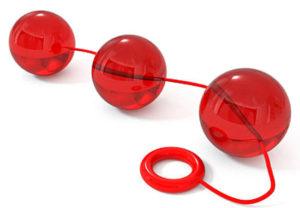 анальные шарики