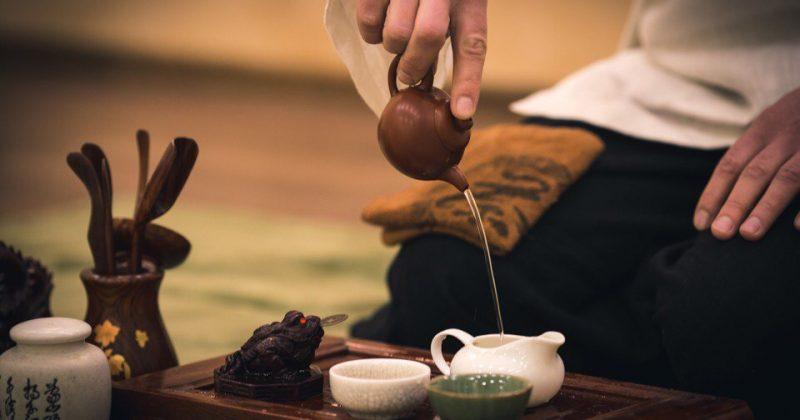 Китайская чайная церемония в Киеве