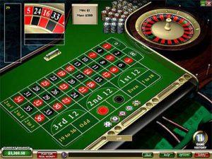 рулетку играть казино в