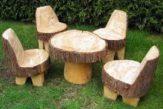 Мебель вместо леса