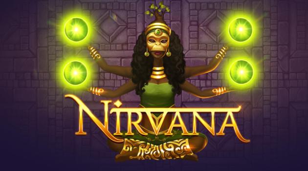 Игровой автомат Nirvana в Джет Казино